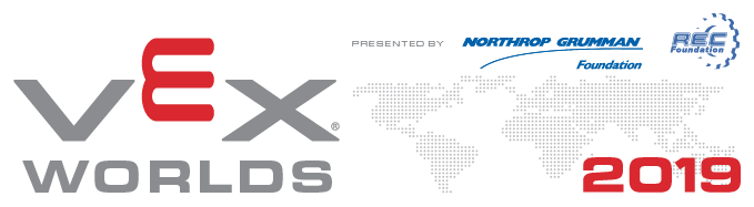 2019 VEX Robotics World Championship logo