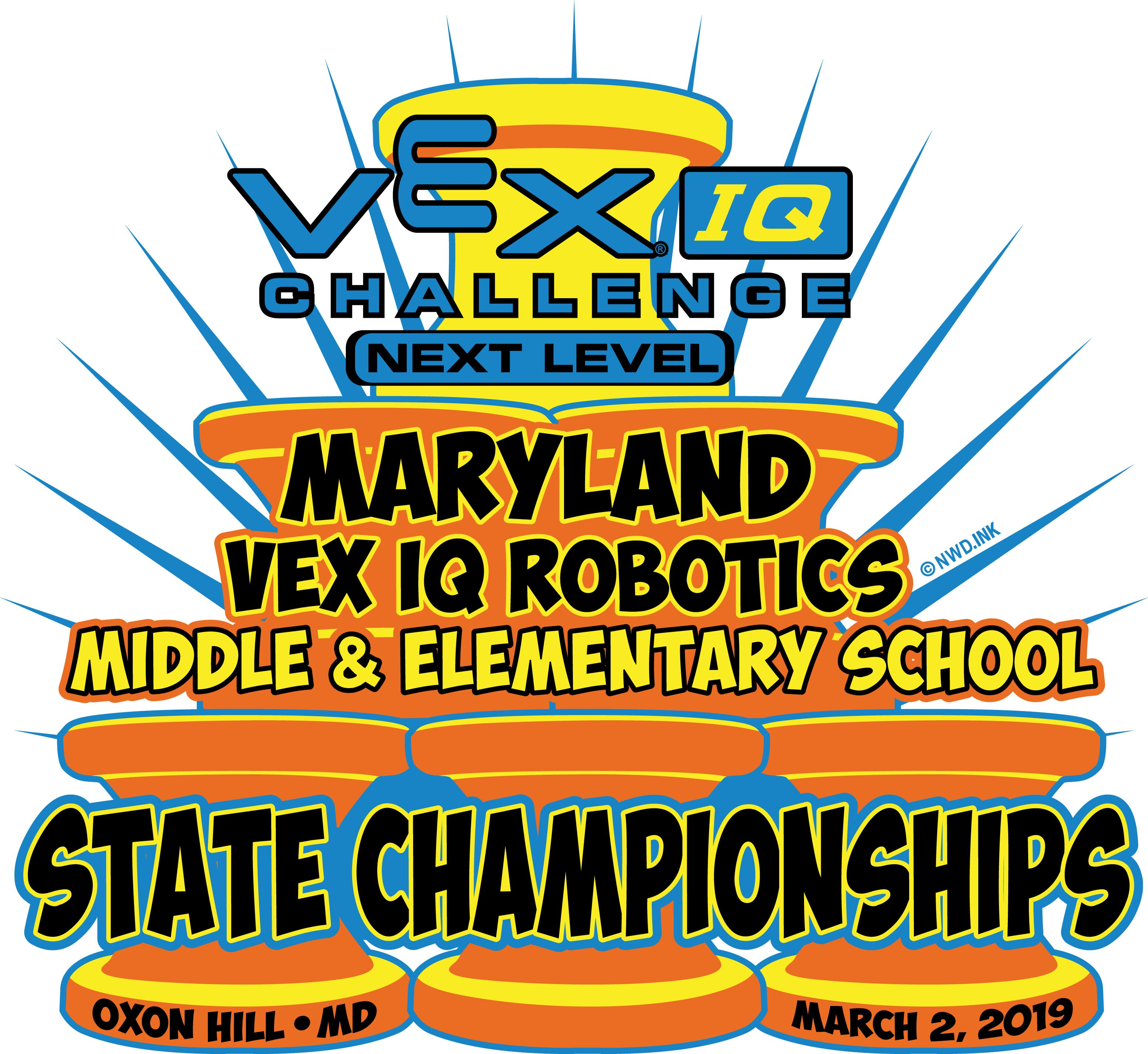 Maryland State Championship - VEX IQ Next Level Middle School Division