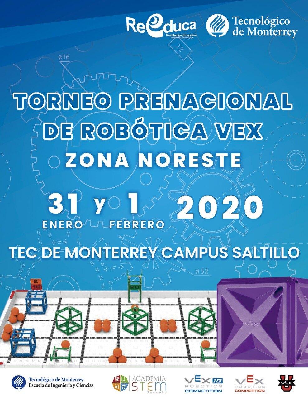 Pre-Nacional Zona Noreste Vex U Universidad