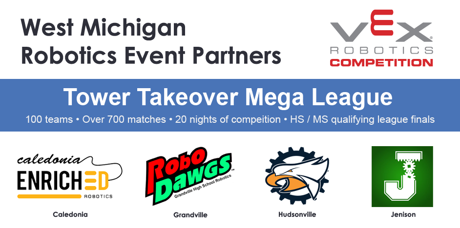 West Michigan VRC HS/MS Tower Takeover Mega League