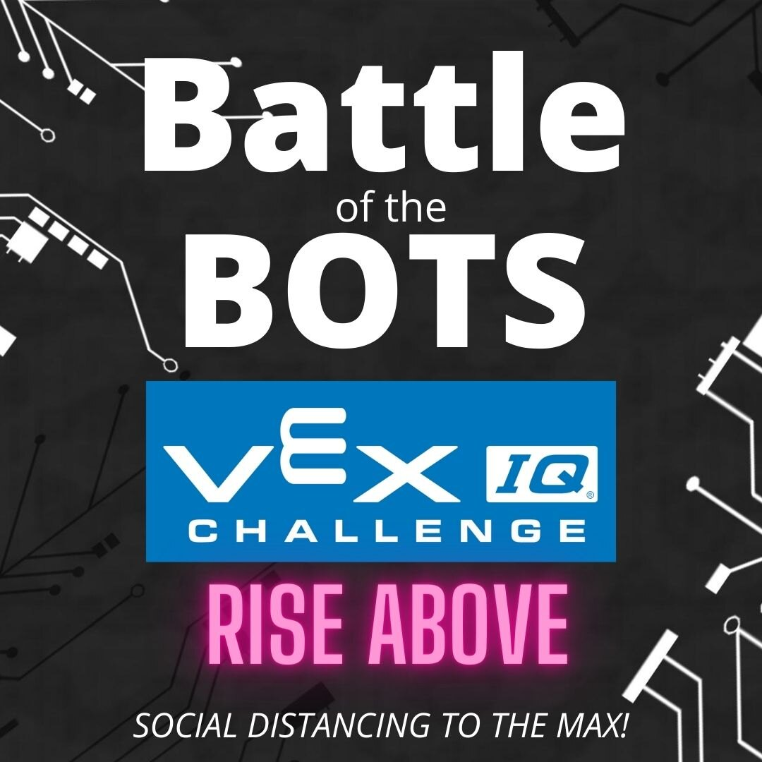 Battle of the Bots w Maximum Social Distancing/In-person