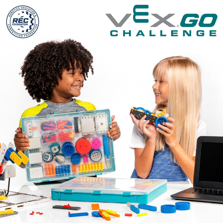VEX GO Challenge - Level UP! - Level 1