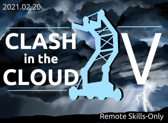 VRC, 18x18az Clash in the Cloud V Skills-Only Event, Blended MS & HS, Remote, Skills Only, Live, Remote Judging