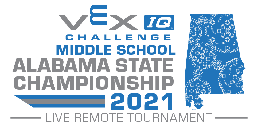 VEX IQ Alabama State Championship - Middle School/ Live Remote Tournament