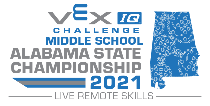 VEX IQ Alabama State Championship - Middle School - Skills Only