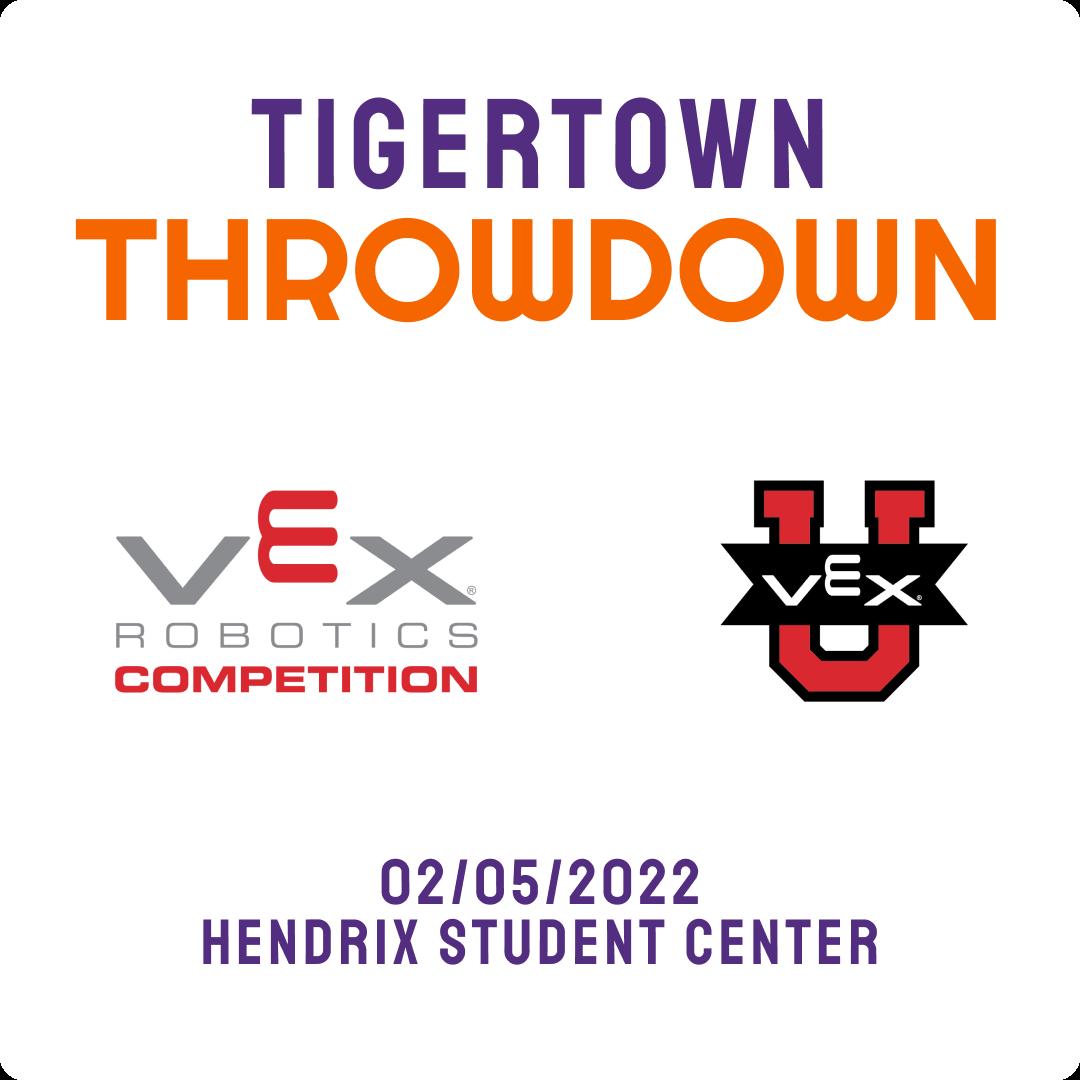 Tigertown Throwdown VRC Qualifier (MS/HS)