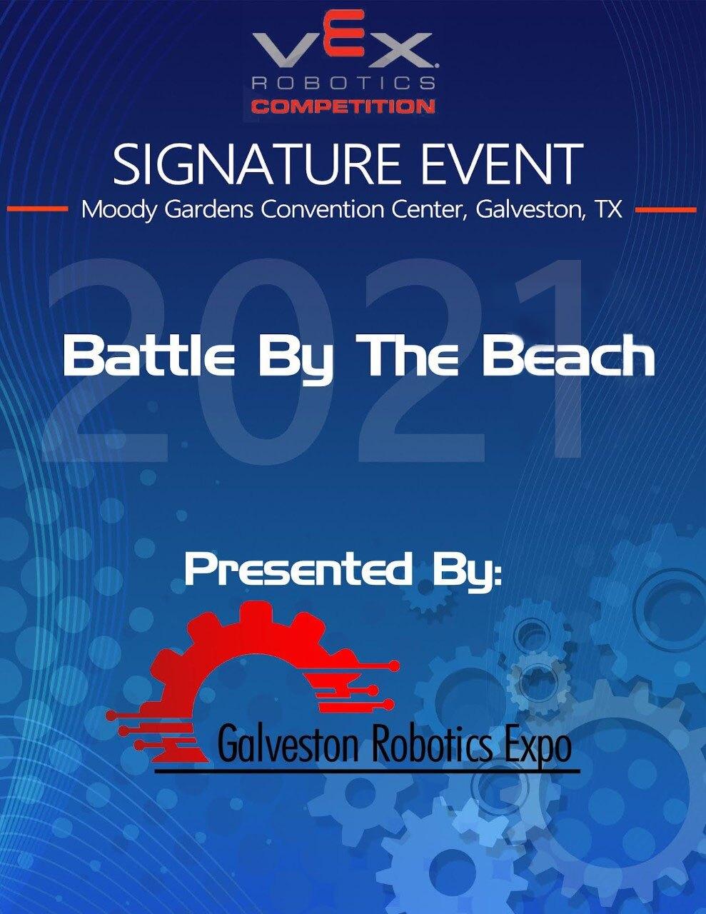 Battle by the Beach Signature Event-VEXIQ-ES