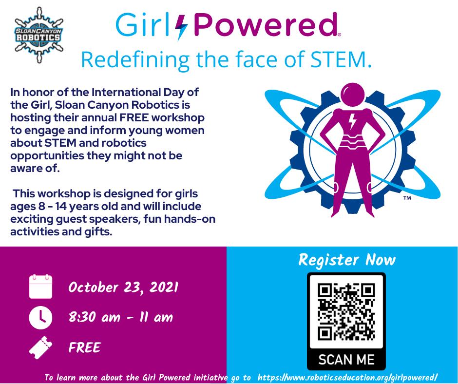 Girl Powered Workshop