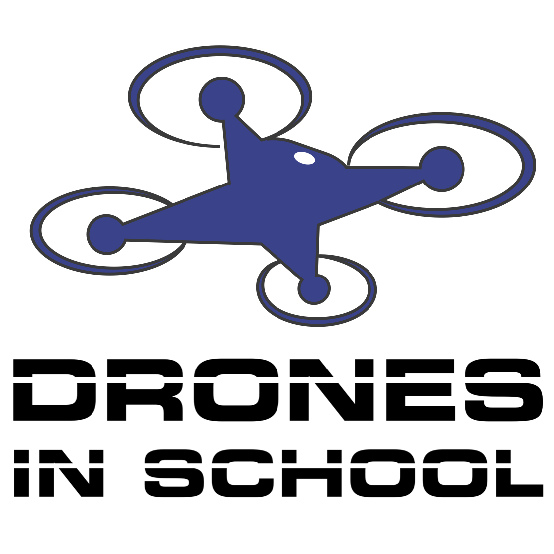 Drones In School National Championship Race logo